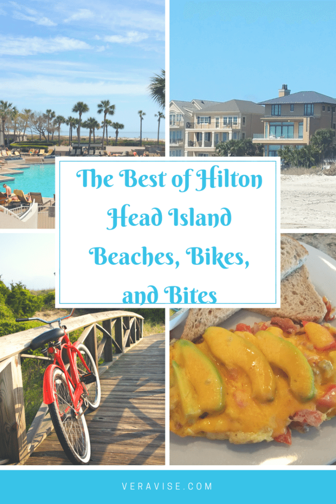Pinterest image for Guide to The Best of Hilton Head Island, SC