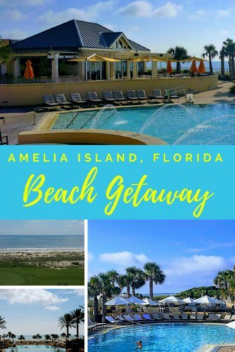 Amelia Island, Florida Beach Getaway: Amelia Island boasts a beautiful beach, great restaurants, a quaint historic town, and plenty of outdoor fun.