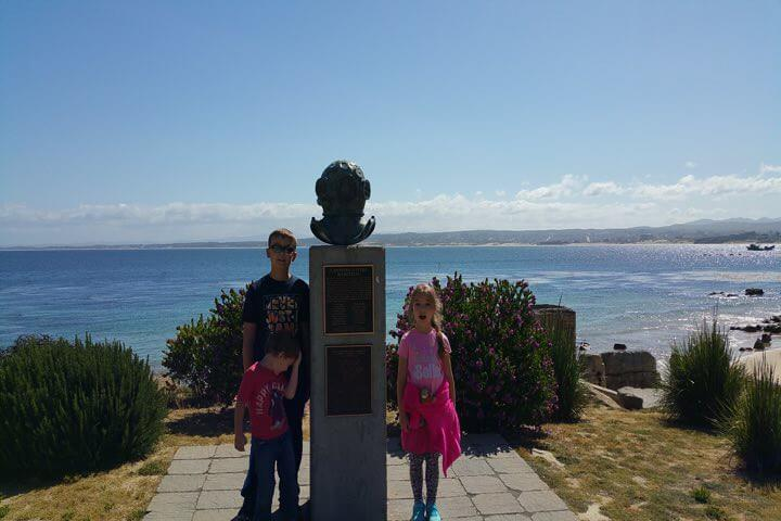 Cannery Divers Memorial
