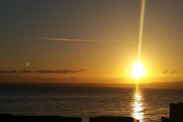 Monterey Bay, CA Sunrise