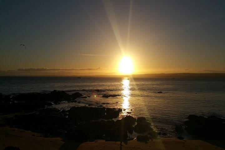 Monterey California Sunrise