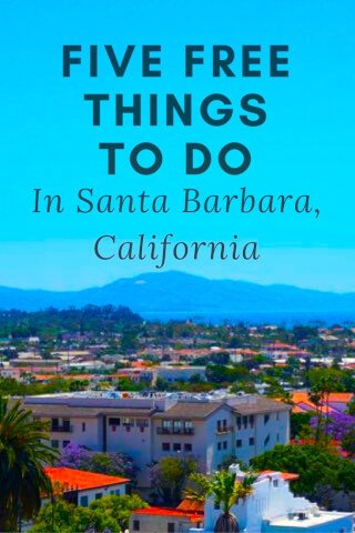 Travel Guide: Santa Barbara, California article