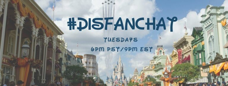 Image of CoverPhoto used on a Facebook Page for the DisFanChat