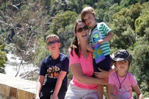 Sequoia National Park with kids