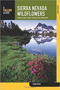 Amazon Image Sierra Nevada Wildflowers Book