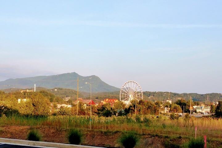 Pigeon Forge, TN The Island