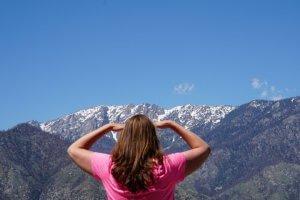 Viewing Kings Canyon National Park