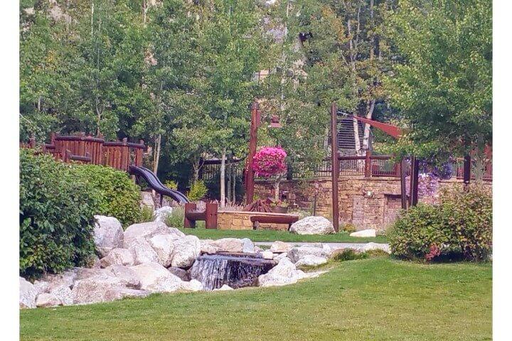 Teton Village In The Fall