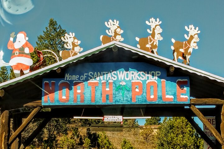 North Pole at Pike's Peak