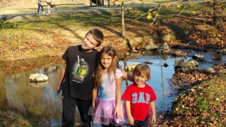 Get the Kids Excited To Get Outside