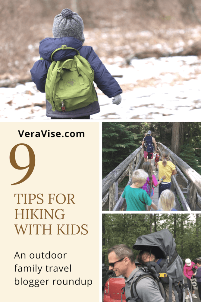 Pinterest: 9 Tips for Hiking With Kids