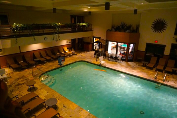 Tenaya Lodge Indoor Pool