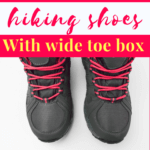 hiking boots for wide feet