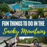 fun things to do in pigeon forge