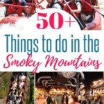 50+ Fun Things to do in the Smokies