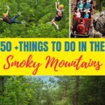 Fun things to do in the Smoky Mountains
