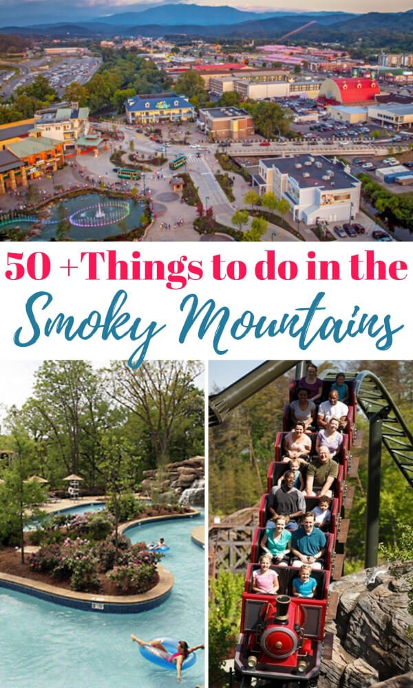 50+ Fun Things To Do In The Smoky Mountains