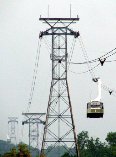 Gatlinburg Aeriel Tramway