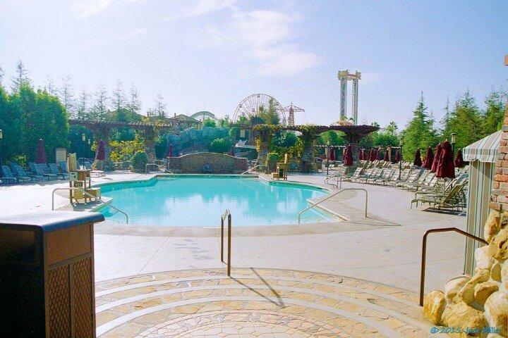 Grand Californian Pools