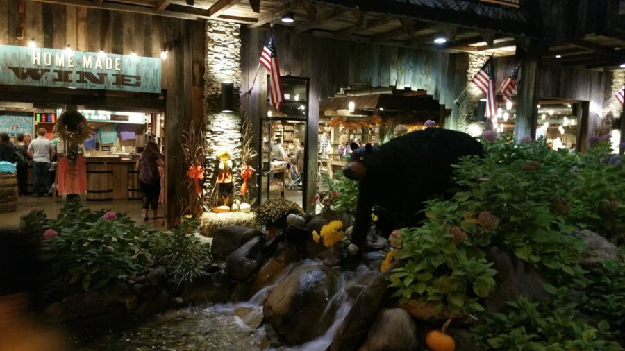 Ole Smoky Distillery Gatlinburg