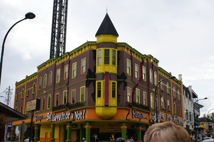 Gatlinburg Ripley's Believe it or Not