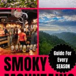 Things to do in the Smoky Mountains in every season