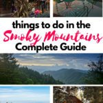 Smoky Mountains Tennessee Vacation