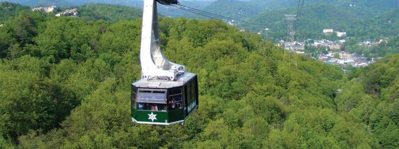 Gatlinburg Aerial Tramway to Ober Gatlinburg
