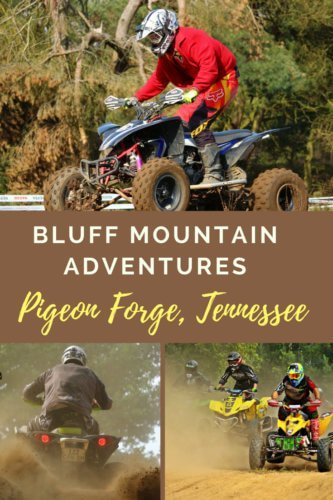 Bluff Mountain Adventures offers ATV rides in Pigeon Forge for the beginner and the advanced ATV rider. This park is a great place for the whole family to experience the adventure of riding an ATV in the smokies. Use this guide to help you plan you trip to Pigeon Forge, TN for a fun time of adventure and mountain play.
