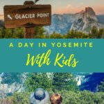 Visit Glacier Point Yosemite and The Pioneer Yosemite History Center With Kids In this Yosemite National Park review we discuss Yosemite National Park through the eyes of your kids A Stop At The Pioneer Yosemite History Center How to get to Glacier Point Glacier Point View With Your Kids Hiking Yosemite from Glacier Point