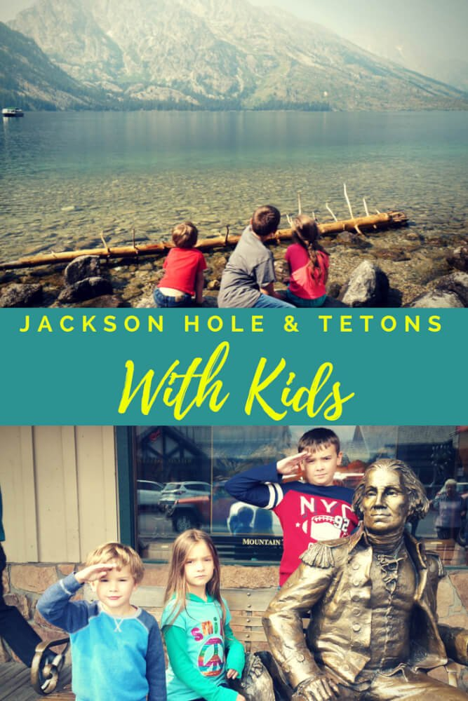 When most people think of Teton Village, they think skiing. However, our family took a national park road trip last fall and found ourselves in Teton Village and Jackson Hole in September. Here are some of the fun family activities, lodging, and dining we enjoyed during our three night stay in this outdoor playground of the west. Luxurious accommodations at Hotel Terra located inside Teton Village Fantastic food at the Spur Restaurant and Bar in Teton Village Day trip to visit the quintessential Jackson Hole, Wyoming Ride on a covered wagon at the Bar T 5 Chuckwagon cookout Take in the grandeur of Jenny Lake and the nearby Grand Teton Mountain ranges