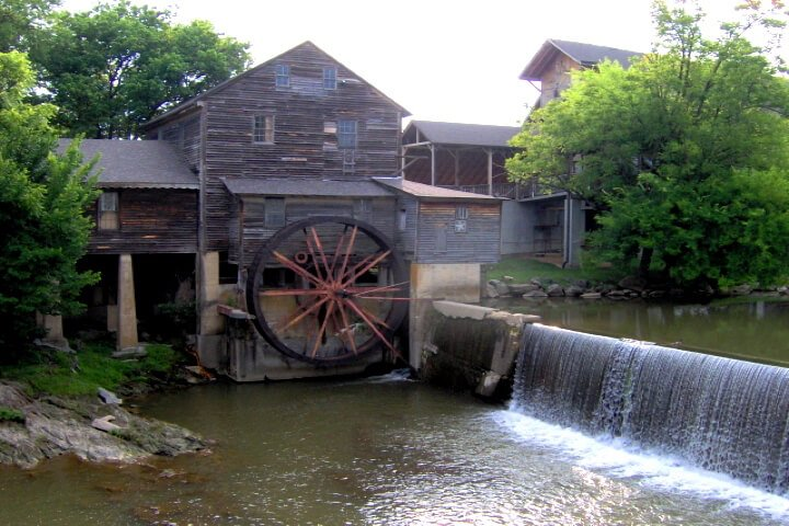 The Old Mill restaurant Pigeon Forge, TN