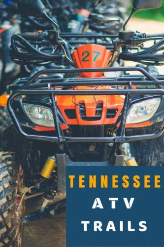 Tennessee ATV Trails: Whether it's Brimstone Recreation, Wind Rock Park, or the Trails End Campground, Tennessee has everything an ATV outdoor enthusiast needs.