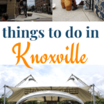 We recently took the opportunity to discover all that Knoxville, TN offers on the weekend. What we discovered is that visiting Knoxville on the weekend is a great idea! There are so many free things to do in Knoxville. Here is a breif rund down of a few of the great attractions in Knoxville, what to eat in Knoxville, and where to stay. Plan a family day trip or stay the weekend! You won't be disappointed in visiting Knoxville with your family. #knoxville #tennessee #familytravel #city #travel
