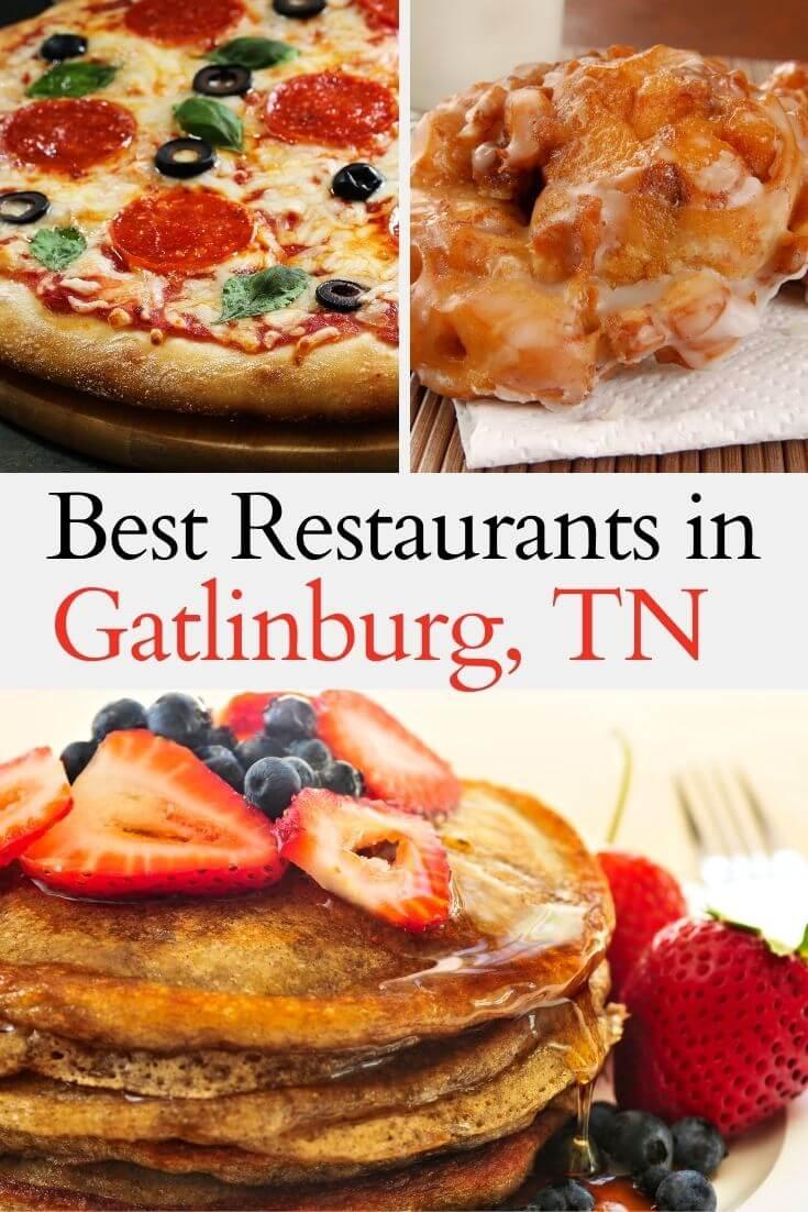 best restaurants in gatlinburg