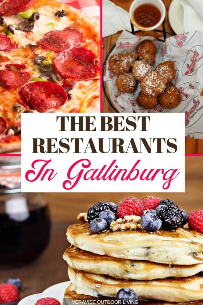 best Gatlinburg restaurants