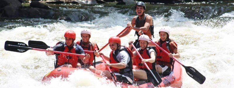 White Water Rafting Gatlinburg