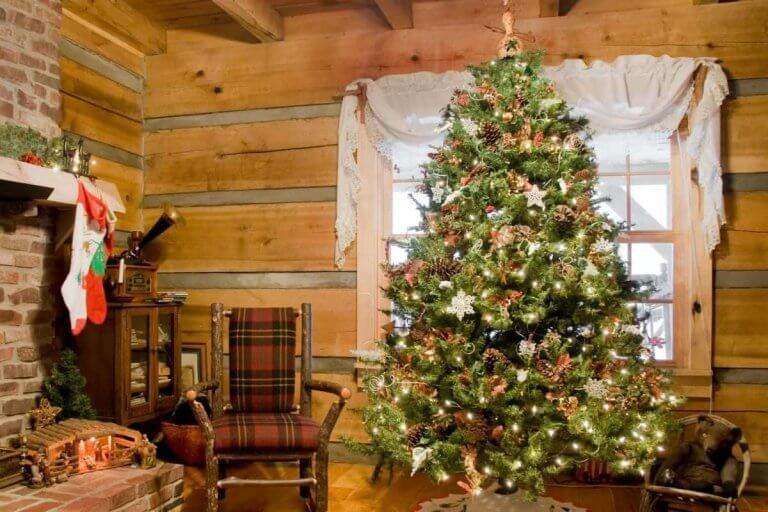 Black Bear Christmas Decor-Bring The Smokies Home for the Holidays