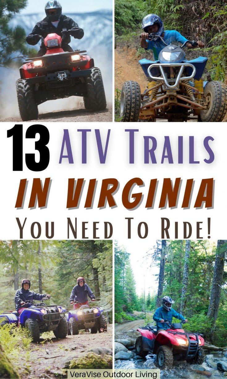 ATV Trails in Virginia