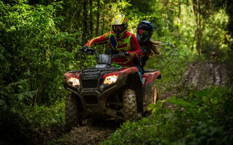 ATV Trails in Virginia 4 Wheeler