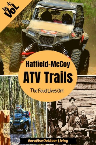 Hatfield and McCoy Trails