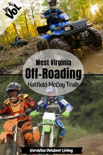 Off Roading in West Virginia
