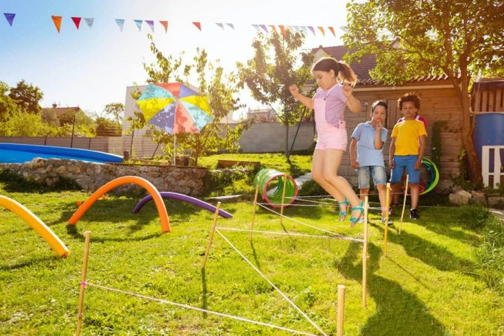 Outdoor Toys For Kids Guaranteed To Get Them Off The Screens And Outside This Year (and the grown ups too!)