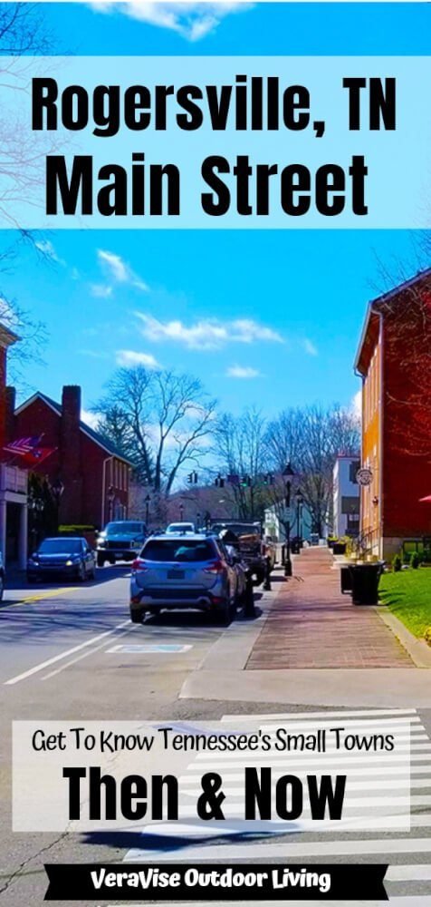 Rogersville TN Main Street USA