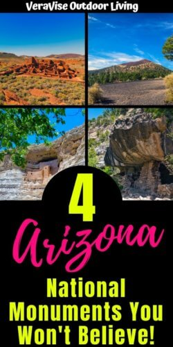 4 Arizona National Monuments