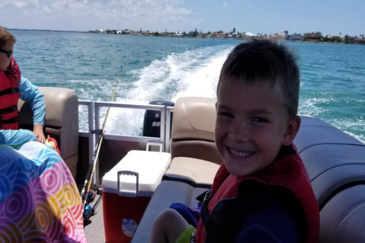 Pontoon Boat Rental Anna Maria Island