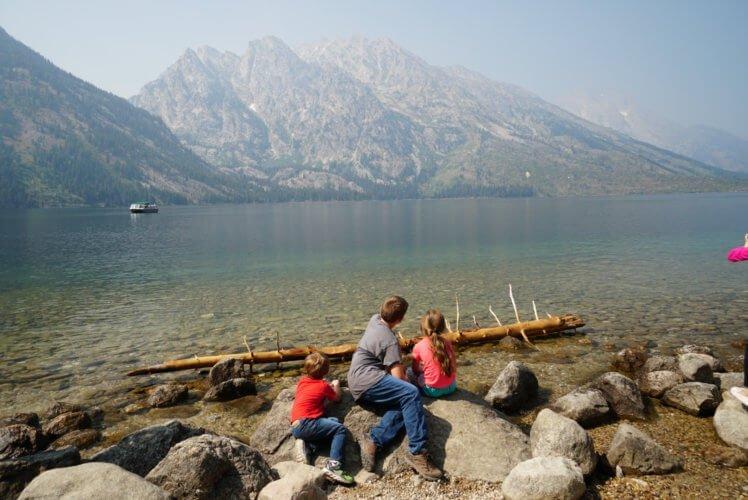 Jenny Lake Kids