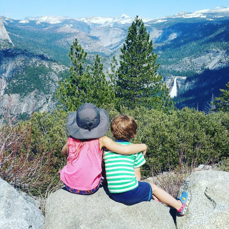 Yosemite  With Kids: It's As If Yosemite National Park Was Created With Kids In Mind