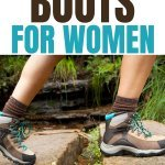 women's hiking shoes with wide toe box and narrow heel