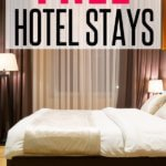 how to get free hotel stays